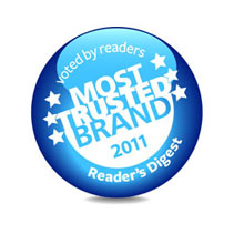 Most trusted brand